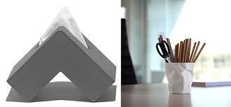 accessoires de bureau design la décoration de bureau agence design