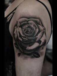Black Rose Tattoos Designs Ideas And Meaning