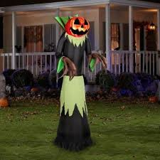 Large Blow Up Halloween Decorations by Halloween Outdoor Inflatables Page Three Halloween Wikii