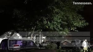 100 Tennessean Truck Stop East Nashville Man Dead After Semi Crash Metro Police Say