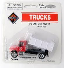 100 Boley Trucks HO Scale International 2Axle Dump Truck Red White 4107