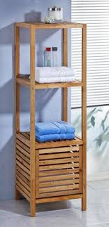 regal mit schrank badezimmer sauna badezimmerschrank walnuss holz stauraum