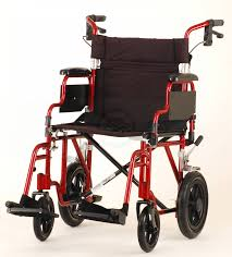 Invacare Transport Chair Manual by 19 Inch Transport Chair With 12 Rear Wheels For Sale In Costa