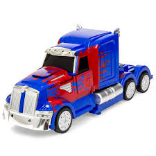 Best Choice Products 27MHz Transforming Semi-Truck Robot RC Toy W ...