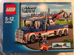 LEGO City 60056 Tow Truck Set NEW Sealed | Pinterest | Lego City ...