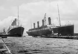 Rms Lusitania Model Sinking by Olympic Class Ocean Liner Wikipedia