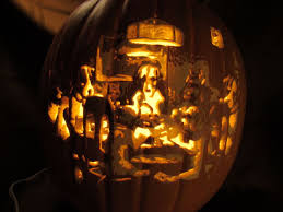 Pumpkin Carving With Dremel by Advanced Faux Pumpkin Carving 6 Steps With Pictures