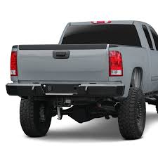 100 Iron Cross Truck Bumpers Chevy Silverado 2014 Heavy Duty Series Full Width Rear
