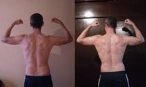 le bilan de 3 mois de musculation