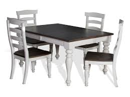 Sunny Designs Bourbon County5 Piece Extension Dining Table Set