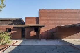 100 Cantilever Homes Frank Lloyd Wrights Sturges House In Brentwood To Be Auctioned
