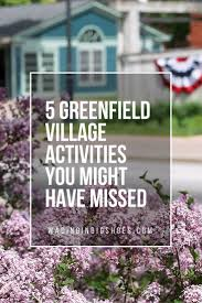 Halloween At Greenfield Village 2012 by 17 Best Images About All Things Michigan On Pinterest Mackinac