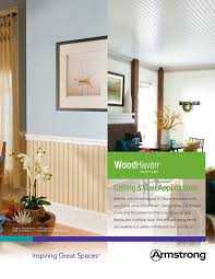 Armstrong Woodhaven Ceiling Planks by Armstrong Ceilings Common 84in X 5in Actual 84 The Sun Room