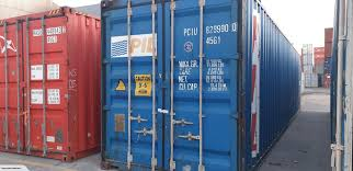 100 Shipping Container 40ft High Cube Wind Water Tight CHCH