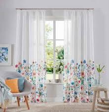 home affaire gardine naila vorhang fertiggardine blickdicht blau wohnzimmergardinen gardinen nach räumen vorhänge