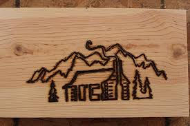 how to get started woodburning the art of manliness