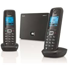 Siemens Gigaset A510IP Twin VoIP Cordless Phone - LiGo Siemens Gigaset C475ip Dect Phone The 5 Best Wireless Ip Phones To Buy In 2018 Panasonic Cordless Kxtgd320alb Officeworks A510ip Twin Voip Ligo Yealink W56p Dect Handset Warehouse Philips Voip8010 Voip Skype Compatible Usb Internet Amazonco Xdect R055 2 Uniden 8355 Mission Machines Z75 System With 6 Vtech Sears Myithub S850a Go Landline And Ebay
