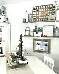 Farmhouse Dining Room Wall Decor Timeless Ideas