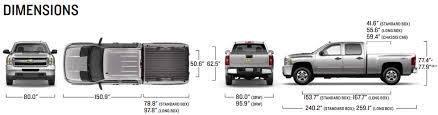 truck dimensions atamu