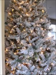 Hobby Lobby Pre Lit Led Christmas Trees by Christmas Tall Skinny Christmas Tree Best Of Interior Flocked
