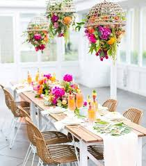 Beautiful Spring Tablescape Diy Party Table DecorationsFruit
