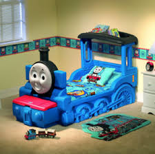 Super rare to find new Discontinued Thomas the Train Toddler Bed
