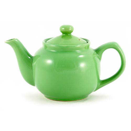 Amsterdam 2 Cup Teapot - Lime, Green