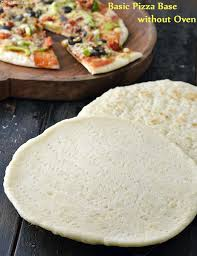Basic Pizza Base Without Oven How To Make Recipe