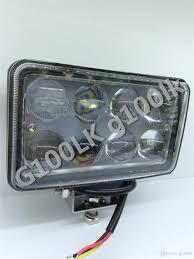 Ctn 24w 12v Led Work Lights Driving Light Fog Lamp Tactical Truck ...