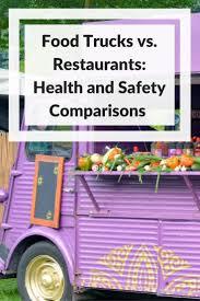 100 Healthy Food Truck Truck Safety Comparison To Restaurants Reveals Surprising
