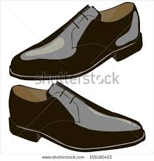 Mens Shoes Clipart 1