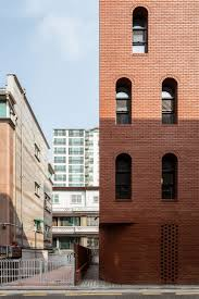 100 South Korean Houses Five Story House Seoul Korea STPMJ Urdesignmag