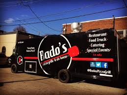 100 Pizza Catering Truck Food Truck Side Bados