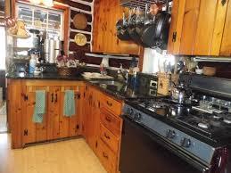 Log Cabin Kitchen Images by Log Cabin Kitchen Renovation Fine Homebuilding
