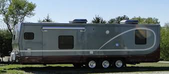 100 Custom Travel Trailers For Sale Space Craft Built Recreational Vehicles Fifth Wheel