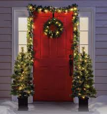 Christmas ~ Christmas Decorations Front Door Wreath Garland Trees ... Christmas Decorations And Christmas Decorating Ideas For Your Garland On Banister Ideas Unique Tree Ornaments Very Merry Haing Railing In Other Countries Kids Hangers Single Door Hanger World Best Solutions Of Time Your Averyrugsc1stbed Bath U0026 Shop Hooks At Lowescom 25 Stairs On Pinterest Frontgatesc Neauiccom Acvities 2017