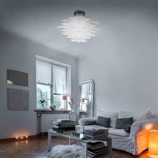 design decken leuchte lüster wohnzimmer beleuchtung schlafzimmer le 1 flammig