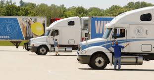 Industry Tries To Address Nationwide Truck Driver Shortage As ... Semis And Big Rig Trucks Virgofleet Nationwide Rigs Ltl Freight Trucking 101 Glossary Of Terms Transportation Insurance Covering Risks Evolving Logistics Management Shipping Moving Company Listing Truckload Services Outsource Metzger More From I29 In Iowa With Rick Pt 6 Grocery Llt Shippers Express Truck Lines Ameravant Heavy Haul Flatbed Transport Brokers Fix My Provides An Invaluable Service Nationwide To