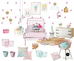Pastel Kids Interior Bedroom Childrens Design Katie Bossong Designer Stylist