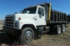 1983 International F2574 Dump Truck | Item K8013 | SOLD! Apr... Used 2011 Intertional 4400 Tandem 6 X 4 Dump Truck For Sale In End Dump Trailers Kline Design Manufacturing Bc Freightliner Ta Steel 7052 Trucks Sterling Lt8500 Tandem Axle Caterpillar C9 335 Hp Used 1214 Yard Box Ledwell Commercial Truck Rental Find A For Your Business Tarps Pa Loads Best 2018