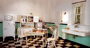 Kitchen Decorating Trends 1930s Decor