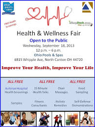 Health And Wellness Flyer Template 29 Images Of Fair Poster Infovia Templates