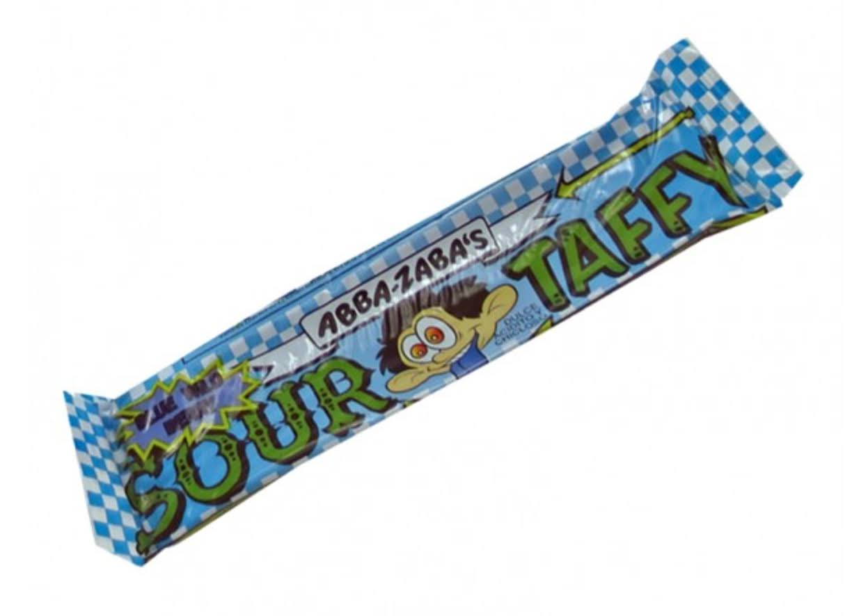Annabelle Candy Sour Blue Wild Berry 24/1.8oz