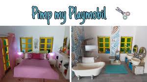 playmobil diy frühlingsdeko wohnzimmer küche pimp my