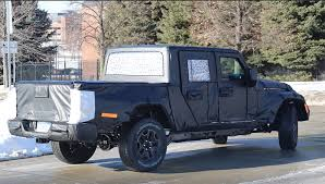 New 2019 Jeep Scrambler Truck Spy Photos Emerge | Quadratec Jeep Scrambler Pickup Spied On The Streets Near Fca Hq Amazoncom New Bright Rc Ff 4door Open Back Includes 96v Hw Hot Trucks 2018 Model 17 Jeep Wrangler Orange Track 2017 Jeep Wrangler Truck Youtube Costzon 12v Mp3 Kids Ride Car Remote Jeeps For Sale In Salt Lake City Lhm Bountiful Classic Willys On Classiccarscom Jk Is Official Fcas Mildhybrid Plans For And Ram Brands Could Feature 48v Upcoming Finally Has A Name Autoguidecom News Unlimited Inventory Sherry Chryslerpaul
