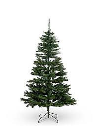 Slimline Christmas Tree Asda by Christmas Trees Artificial Indoor U0026 Outdoor Christmas Trees M U0026s