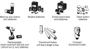 bulb battery take back zero waste marin