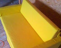 custom cover made by roozimsy com for the ikea solsta sofa bed in