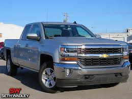 Used 2016 Chevy Silverado 1500 LT 4X4 Truck For Sale Ada OK - JT712