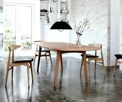 Scandinavian Dining Chair Danish Room Chairs Cool Table And For Best